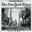 E-Reign - The New York Times mixtape cover art