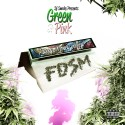 FDSM - Green & Pink (Pussy Money Weed) mixtape cover art