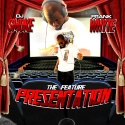 Frank Whyte - Featured Presentation mixtape cover art