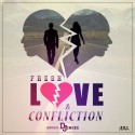 Fresh - Love & ConFliction mixtape cover art