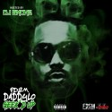 FDSM DaddyLo - Geeked Up mixtape cover art