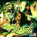 Haddy G & Ib.dot - Young Fly Flashy Lifestyle mixtape cover art