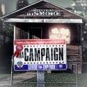 Severe Tha Emperor - The Campaign mixtape cover art