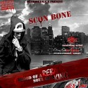 Scon Bone - Blood Of A Rebal Soul Of A King (Hosted By Bo Deal) mixtape cover art