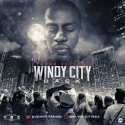 Young Veteran - Windy City Back mixtape cover art