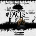 Yun Bama - #Facts17 Mixtape mixtape cover art