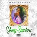 Yung Simmie - Yung Smokey mixtape cover art