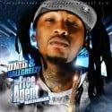 Ballgreezy - The Free Agent mixtape cover art
