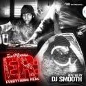 TaeMoney - ER (Everything Real) mixtape cover art