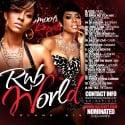 R&B World 6 mixtape cover art