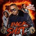Back On My Shit 31 mixtape cover art