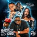 Back On My Shit 9 mixtape cover art