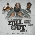 Fall Out 16 mixtape cover art