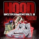 Hood Instrumental 11 mixtape cover art