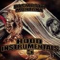 Hood Instrumentals 5 mixtape cover art