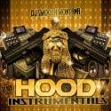 Hood Instrumentals 7 mixtape cover art