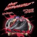 Hood Instrumentals 9 mixtape cover art
