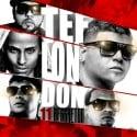 Teflon Don 11 Reggaeton mixtape cover art