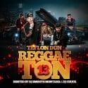 Teflon Don 13 Reggaeton mixtape cover art