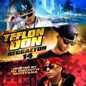 Teflon Don 14 Reggaeton mixtape cover art