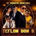 Teflon Don 9 Reggaeton mixtape cover art