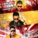 Teflon Don Reggaeton 18 mixtape cover art