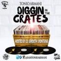 Tonio Armani - Diggin In The Crates mixtape cover art