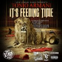 Tonio Armani - Feeding Time mixtape cover art