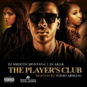Tonio Armani - The Players Club mixtape cover art