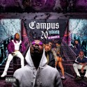 Campus Rebirth 20 mixtape cover art