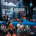 Campus Rebirth 22 mixtape cover art