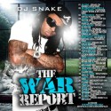 The War Report mixtape cover art