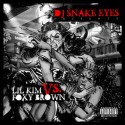 Lil Kim Vs. Foxy Brown mixtape cover art