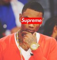 Soulja Boy - Supreme mixtape cover art