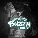 Streetz Buzz'n 2 mixtape cover art