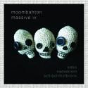 Moombahton Massive IX mixtape cover art