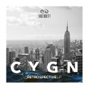 C Y G N - Retrospective LP mixtape cover art