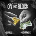 On Tha Block mixtape cover art