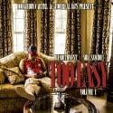 Sire Sancho - Too Easy mixtape cover art