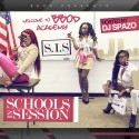 BBOD - School's in Session mixtape cover art