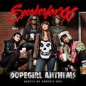 Dopegirl Anthems (Hosted By Gangsta Boo)  mixtape cover art