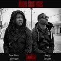ManMan Savage & Redd Smash - Mudd Brothers mixtape cover art