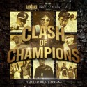 Clash Of Champions mixtape cover art