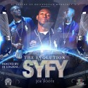 Joe Foote - Evolution Of The Syfy mixtape cover art
