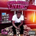 Jungle Beby Peezy - Pink House Living mixtape cover art