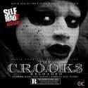 Mac & Slim - The C.R.O.O.K.S. mixtape cover art