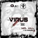 Mr. Hill - The Virus mixtape cover art