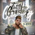 Out Here Grinding 5 (Hosted By P-Nyce) mixtape cover art