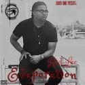 Red Lee - Evaporation mixtape cover art