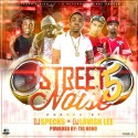 Street Noise 5 mixtape cover art